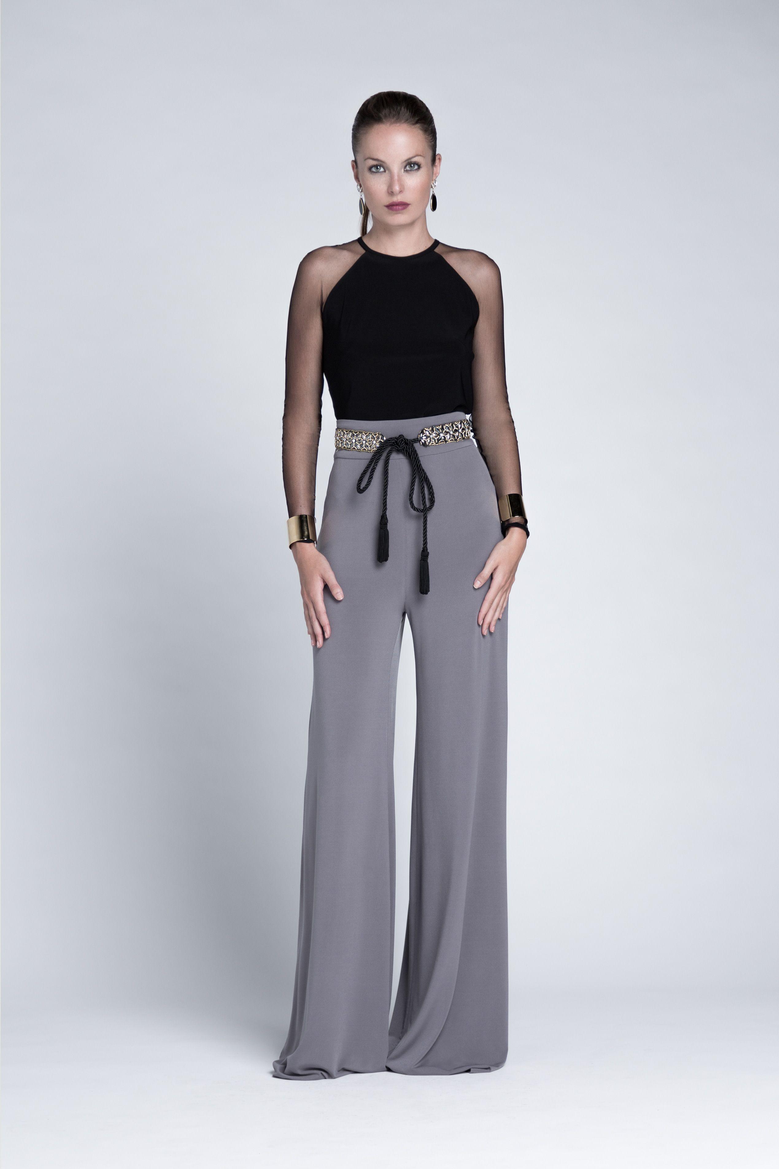 Trajes De Mujer Para Bodas Con Pantalon