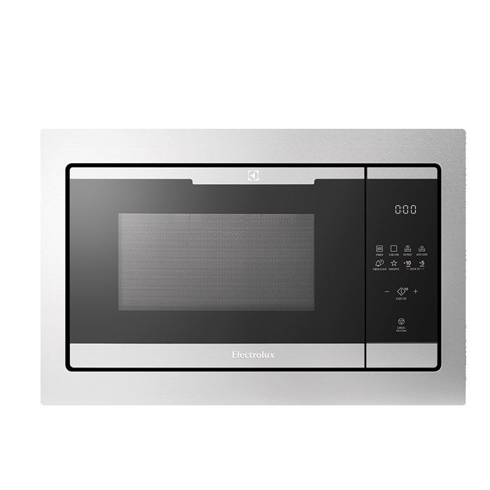 Electrolux Built In Combination Microwave Grill And Convection Oven With Stainless Steel Trim
