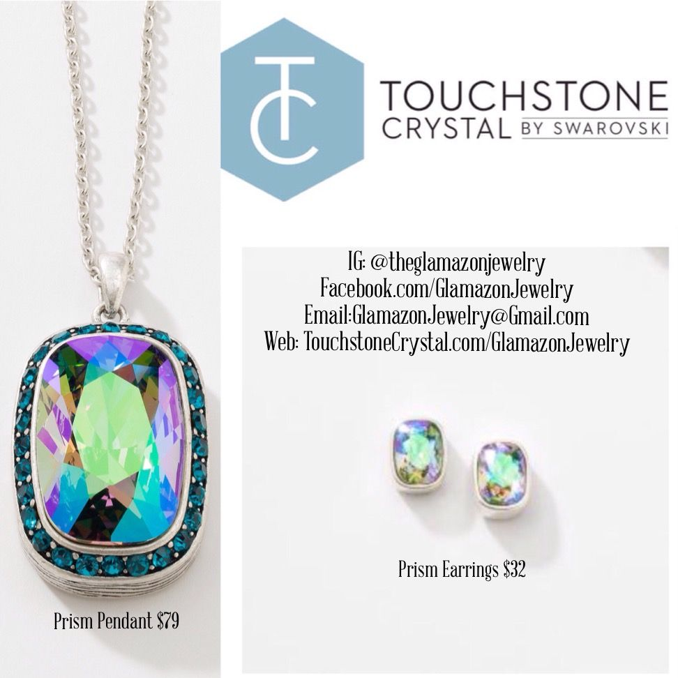 The stunning prism pendant prism earrings hues color sparkle the stunning prism pendant prism earrings hues color sparkle shine aloadofball Image collections
