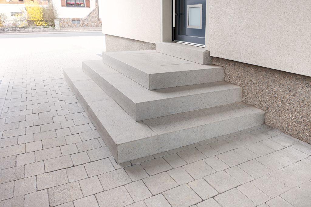 Pin by steinbachgruppe on Garten  Außen Beton Pinterest