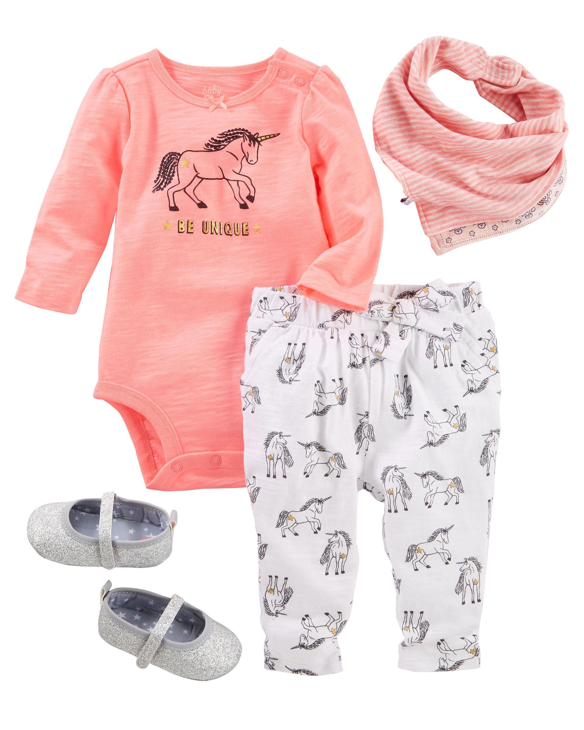 c5e68cf69 Baby Girl OshKosh.com Bebe Recem Nascidos, Roupas De Bebê, Filhos, Meninas