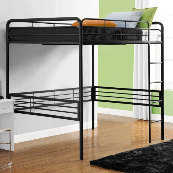 Loft bed for tiny home