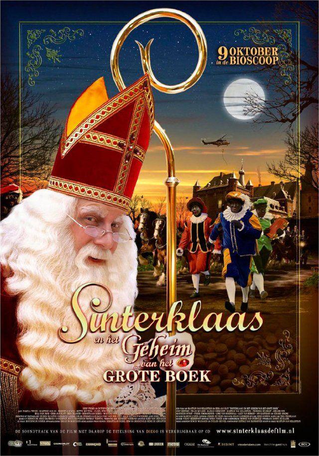 Sinterklaas en het geheim van het grote boek 2008