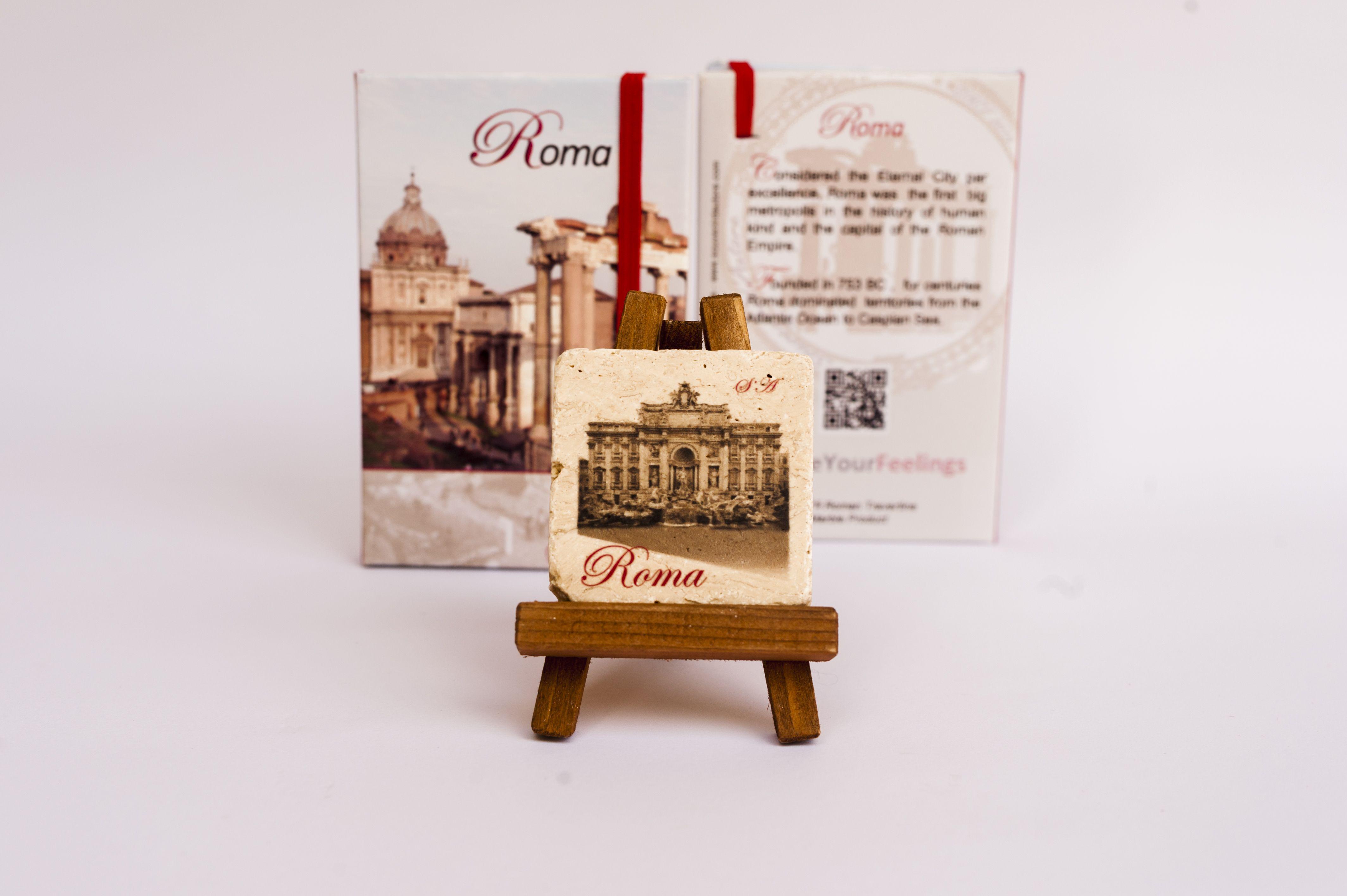 3c. MarbleBox Roma - Trevi www.souvenirdautore.com