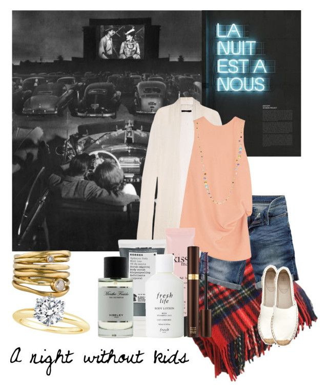 """""""Summer Nights"""" by katieparker3 on Polyvore featuring Donna Karan, Fat Face, Ippolita, J.W. Anderson, philosophy, Tom Ford, Korres, Heeley Parfums, Fresh and Brunello Cucinelli"""