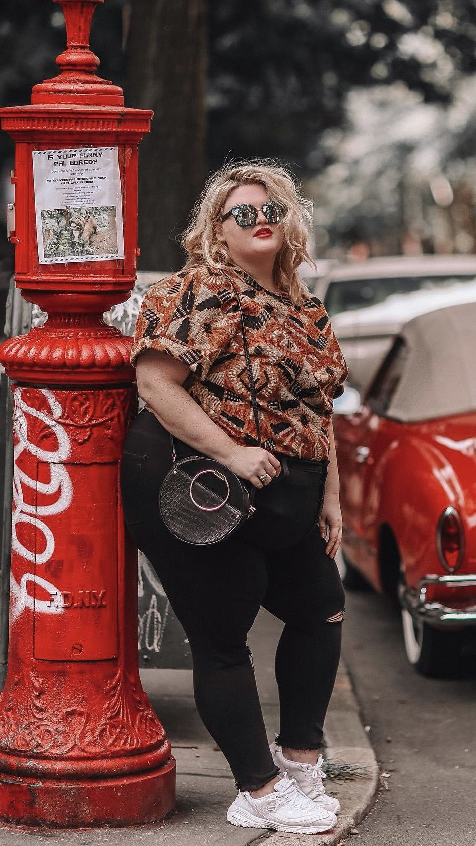 Plus Size Fall Style