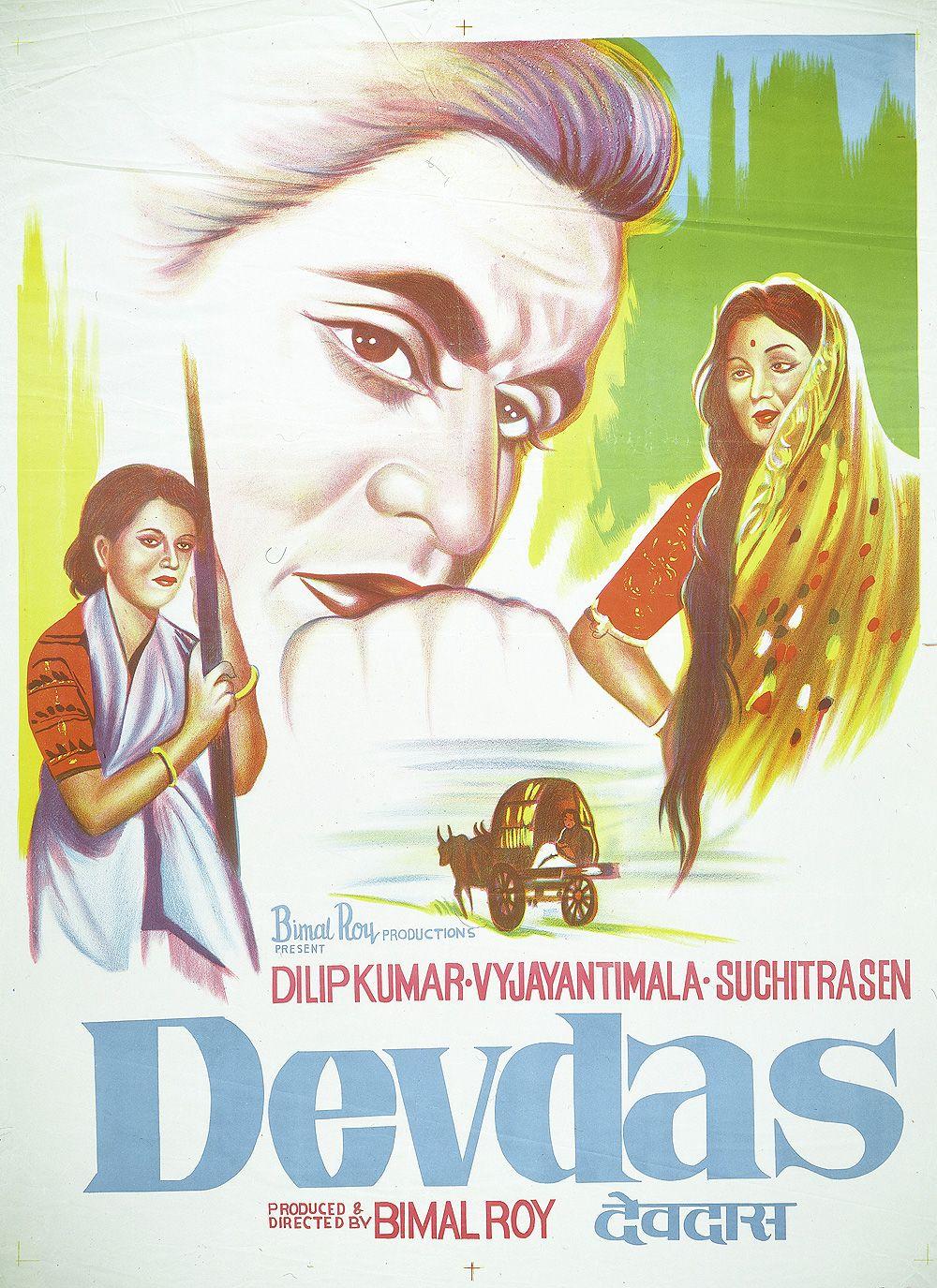 devdas 1955 dilip kumar classic indian bollywood