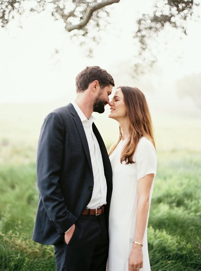 Foggy Outdoor Engagement Photos  - Once Wed -  Foggy Outdoor Engagement Photos – Once Wed  - #Engagement #EngagementPhotosclassy #EngagementPhotosindian #EngagementPhotoswoods #Foggy #formalEngagementPhotos #naturalEngagementPhotos #outdoor #Photos #plussizeEngagementPhotos #rusticEngagementPhotos #Wed #whattowearforEngagementPhotos