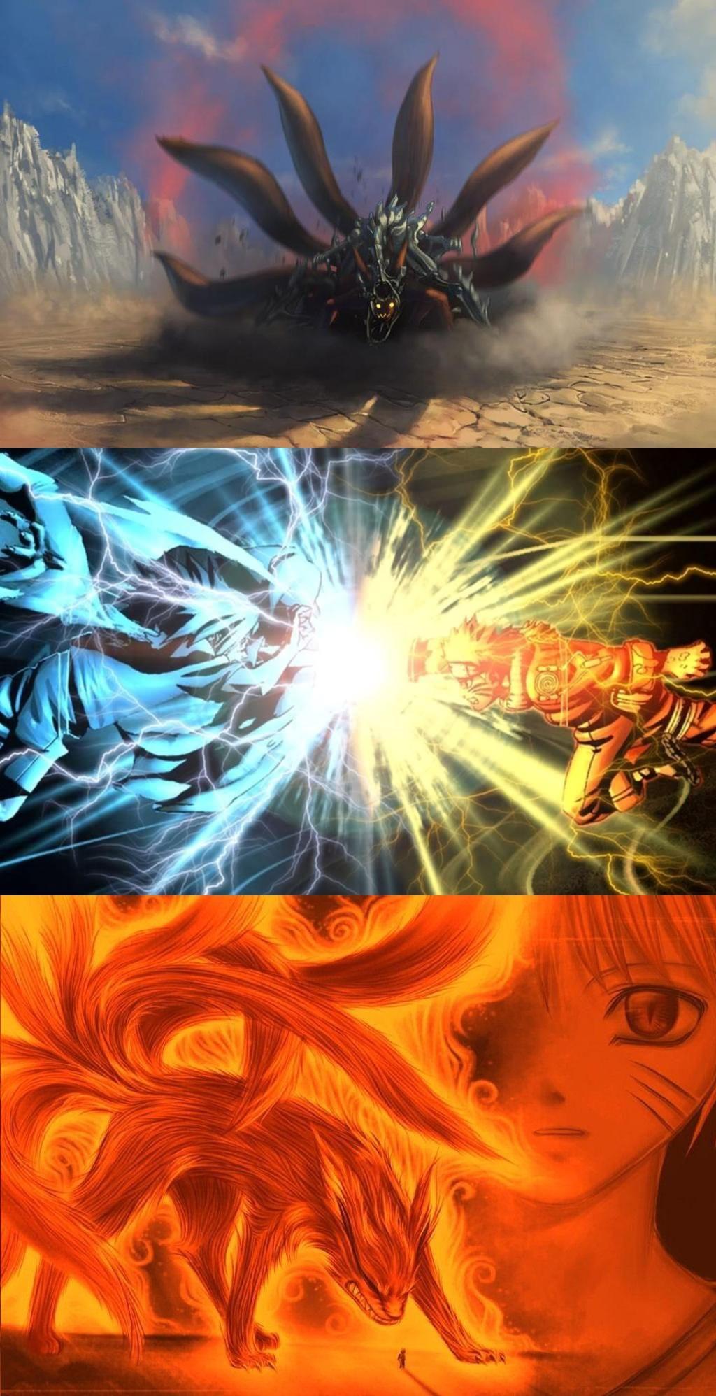 Games Naruto Bertarung : games, naruto, bertarung, Naruto, Nine-tailed, Naruto,, Anime