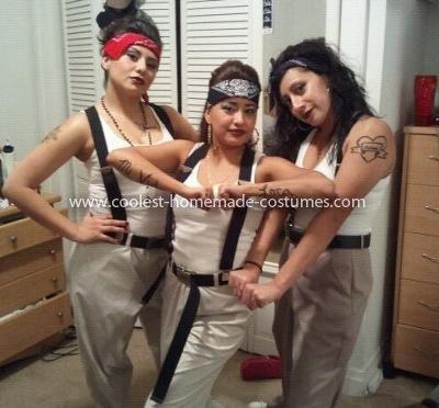 Coolest Chola Gang Costumes   Halloweenie in 2019   Chola ...