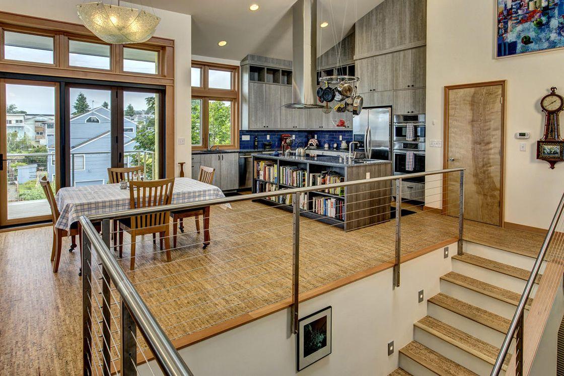 Ballard Locks Residence Board Vellumboard Vellum House Wood Dining Room Home Remodeling