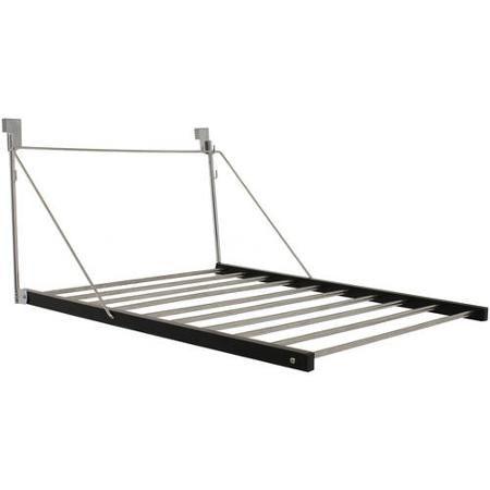Stainless Steel Over-The-Door Drying Rack - Walmart.com