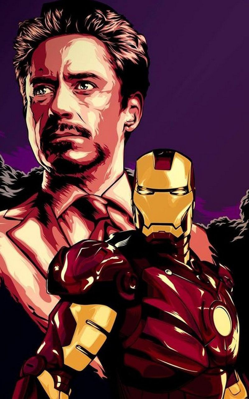 Iron Man Wallpaper Hd Portrait Iron Man Wallpaper 4k Iron Man