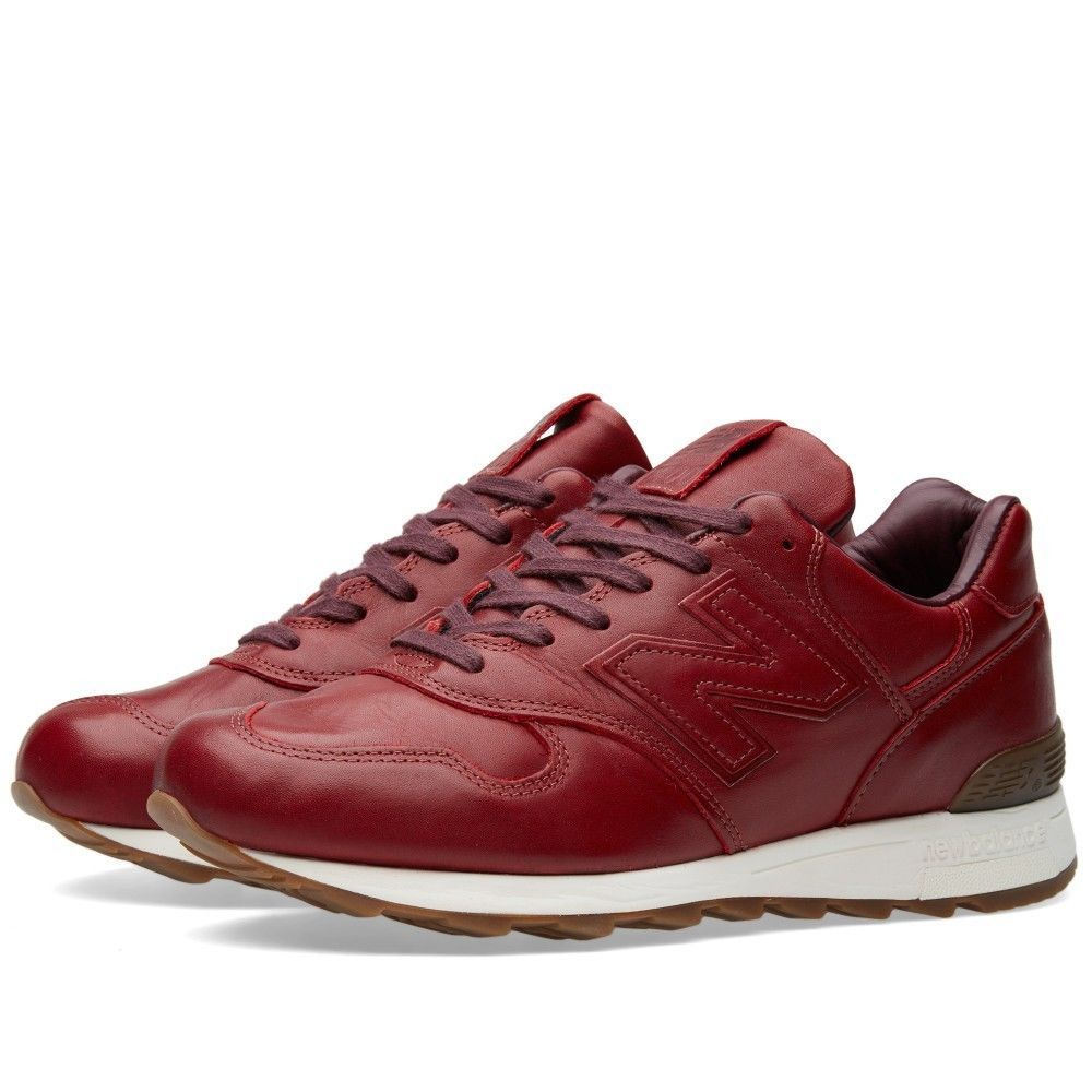 49ccb1a60129 New Balance M1400BR Horween Leather Bespoke Crooners Collection Made in The  USA