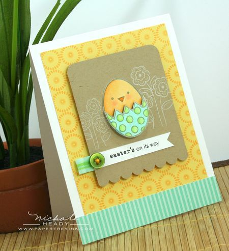 Easter Card for Expert Crafters #Easter #CardMaking #DIY