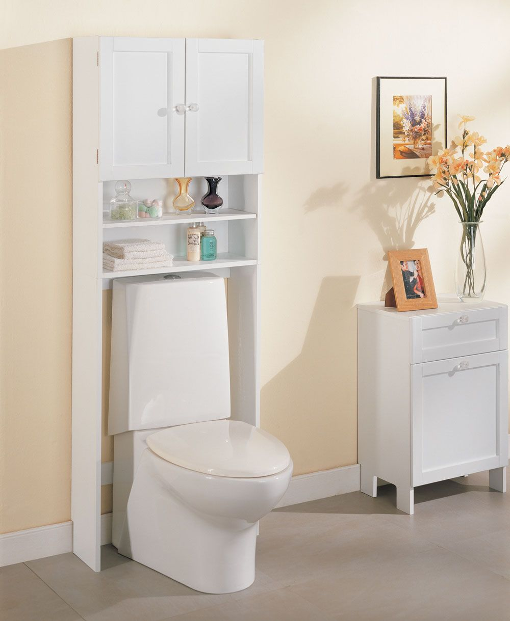 Create Cottage Country Style Storage With Your Sommerset Bathroom