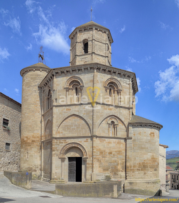 Iglesia Del Santo Sepulcro Torres Del Río Navarra Románico Arteviajero Navarra Iglesia Sepulcro Iglesia Catedral