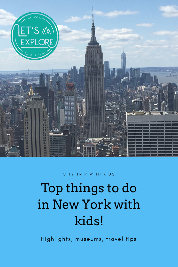 Read All About Our Top Things To Do In Ny With Kids Skyscrapers Museums Sports Games And Other Fun Activ Travel Usa Usa Travel Guide Usa Travel Destinations