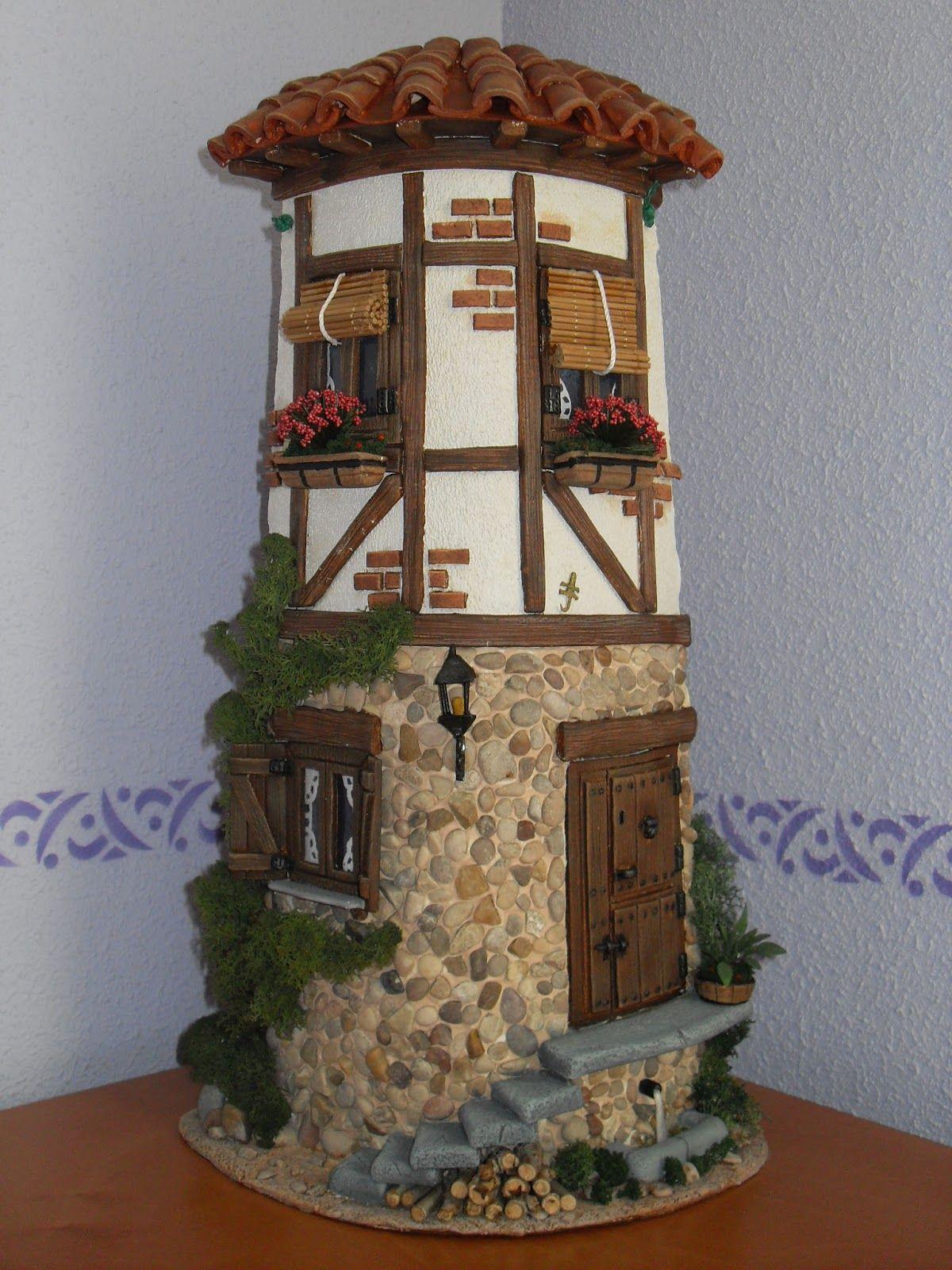 Como Hacer Pasta De Papel Para Hacer Tejas Decorativas
