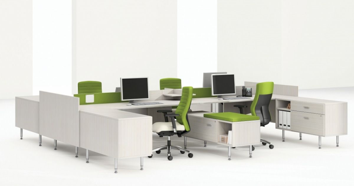 Sidebar Is A Modular Desk System That Efficiently Supports Diverse Work Styles And Workplace Envir Collaborative Furniture Office Furniture Modern Modular Desk
