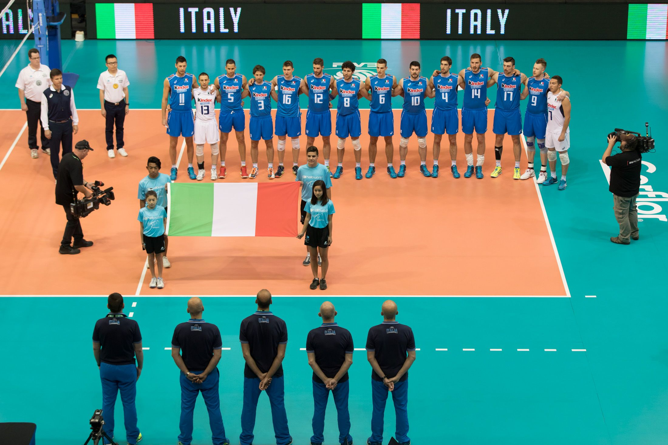 The National Anthem Of Italy Before The Match Against France In 2020 National Anthem Anthem Match