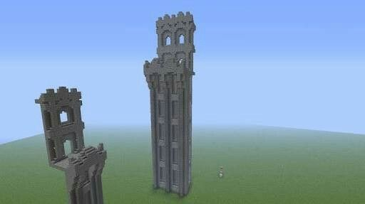 Minecraft Castle Walls Buildings Ideas Creations How To Build Wall Design Tower Block Party Aquarius