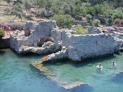 New goal! Walk the Lycian Way in Turkey :)