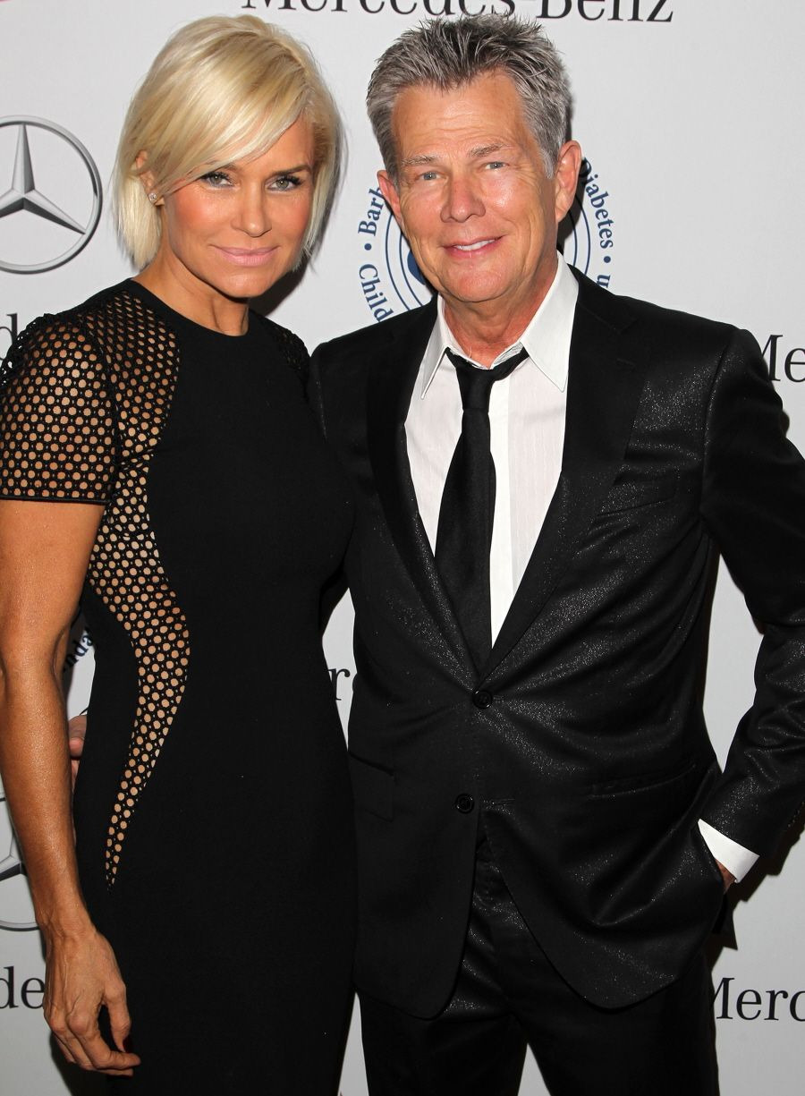 Real Housewife Yolanda Foster Her Husband Are Getting A Divorce Links Yolanda Foster David Foster Wife Celebrities