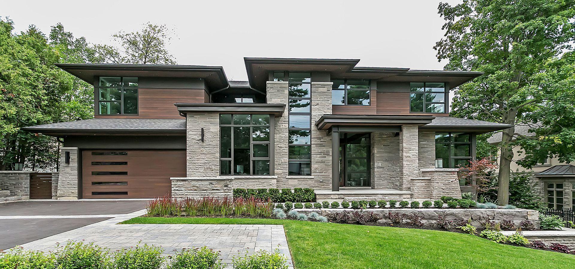 Modern Landscape Modern Portfolio David Small Designs Architectural Design Firm Lands Modern Landscaping Modern Landscape Design Modern House Exterior