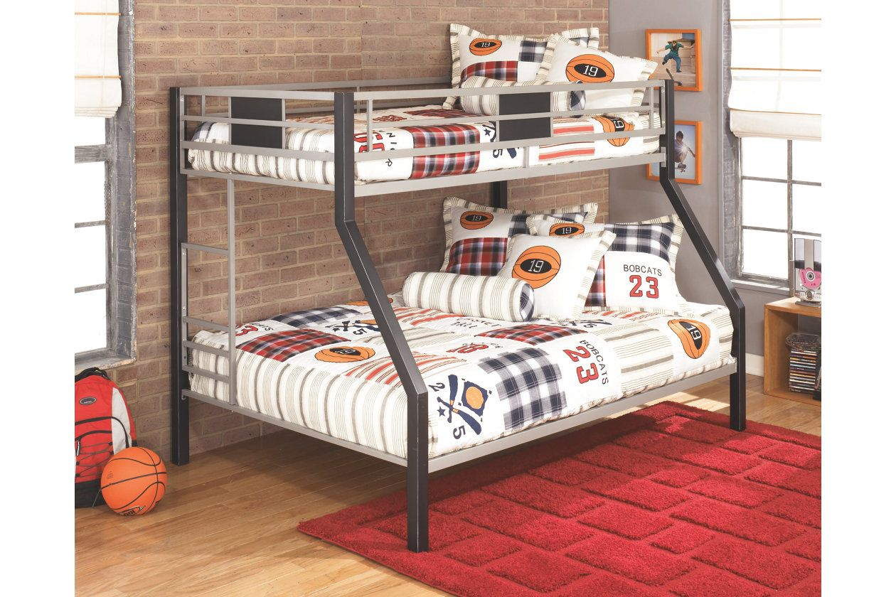 Dinsmore Twin over Full Bunk Bed Ashley Furniture