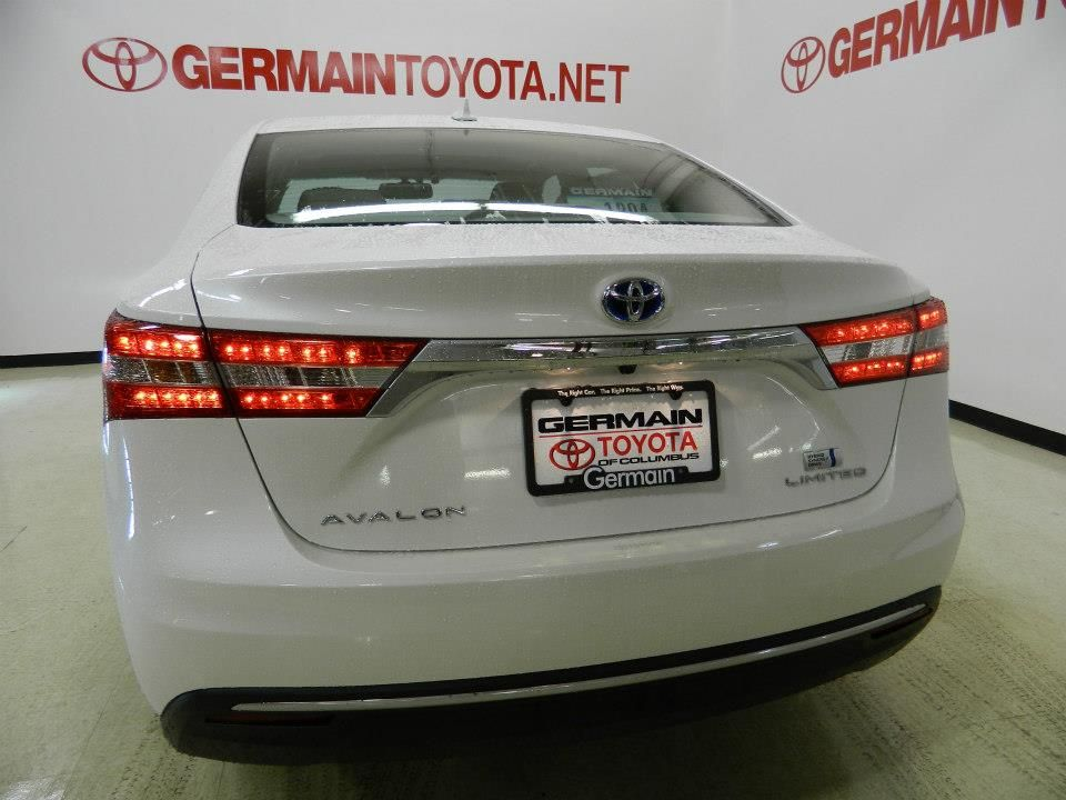Pin on 2013 Toyota Avalon