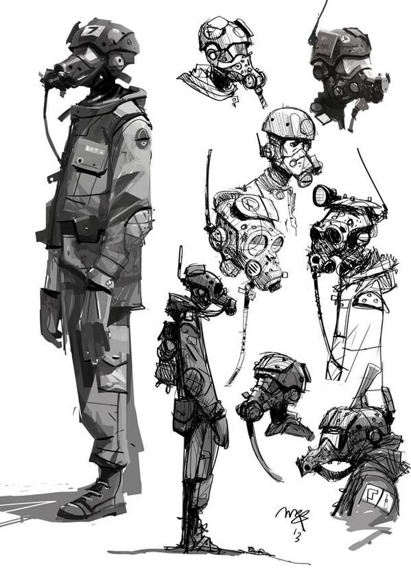 Ian mcque ✤ || CHARACTER DESIGN REFERENCES | キャラクターデザイン | çizgi film • Find more at https://www.facebook.com/