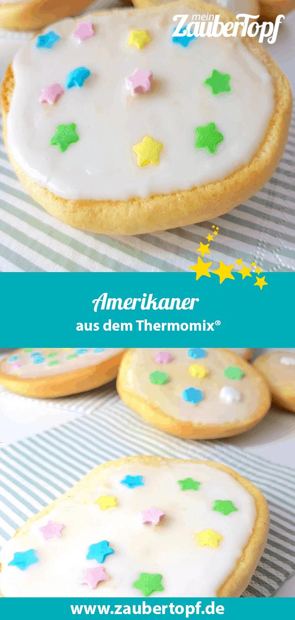 Köstliche Amerikaner – Rezept für den Thermomix