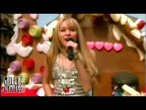 Rockin' Around The Christmas Tree - Miley Cyrus (as Hannah Montana) (2006) - Rockin' Around The Christmas Tree - Miley Cyrus (as Hannah Montana