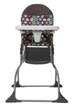 Costco High Chair Only 29 99 On Amazon Originally 80 Folding High Chair Baby High Chair High Chair