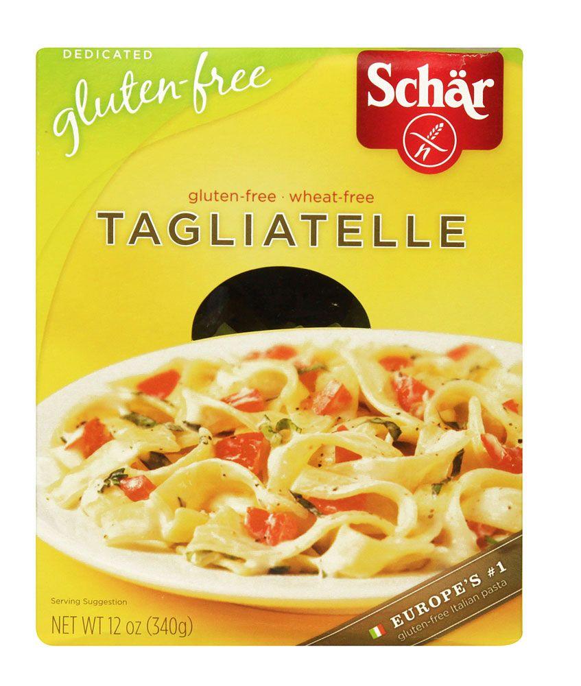 Schar Pasta Tagliatelle Gluten Free -- 12 oz - I found ...