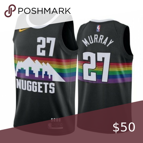 Jamal Murray  Denver Nuggets NO.27 Jersey