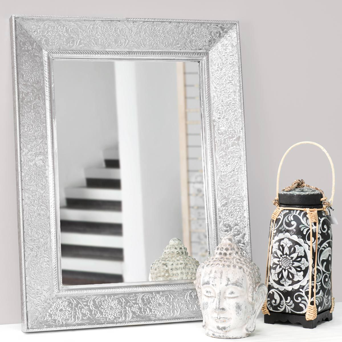 Bysance Mirror Maisons Du Monde Through The Looking Glass