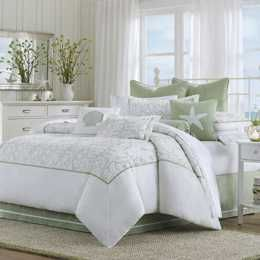 Beach Bedding Beach Theme Comforters Twin Full Queen Kings The Home Decorating Company Comforter Sets Home Decor Home
