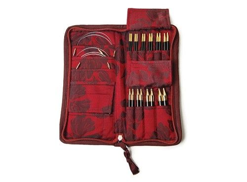 There's nothing like a well made interchangeable knitting needle set to create beautiful works of art.