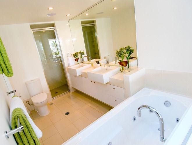 Belle salle de bain 5m2 avec douche italienne beautiful bathroom - Salle de bain avec douche italienne ...