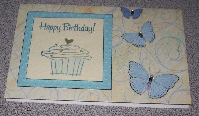 Birthday Blues - Scrapbook.com