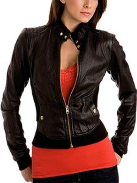 Leather Jackets For Women Good