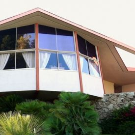 Palm Springs has a large concentration of architecture from the 1940s, 1950s and 1960s.