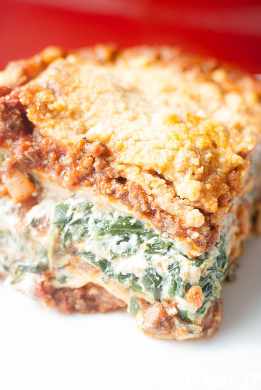 Meat Veggie Lovers Family Lasagna Recipe Recipes Food