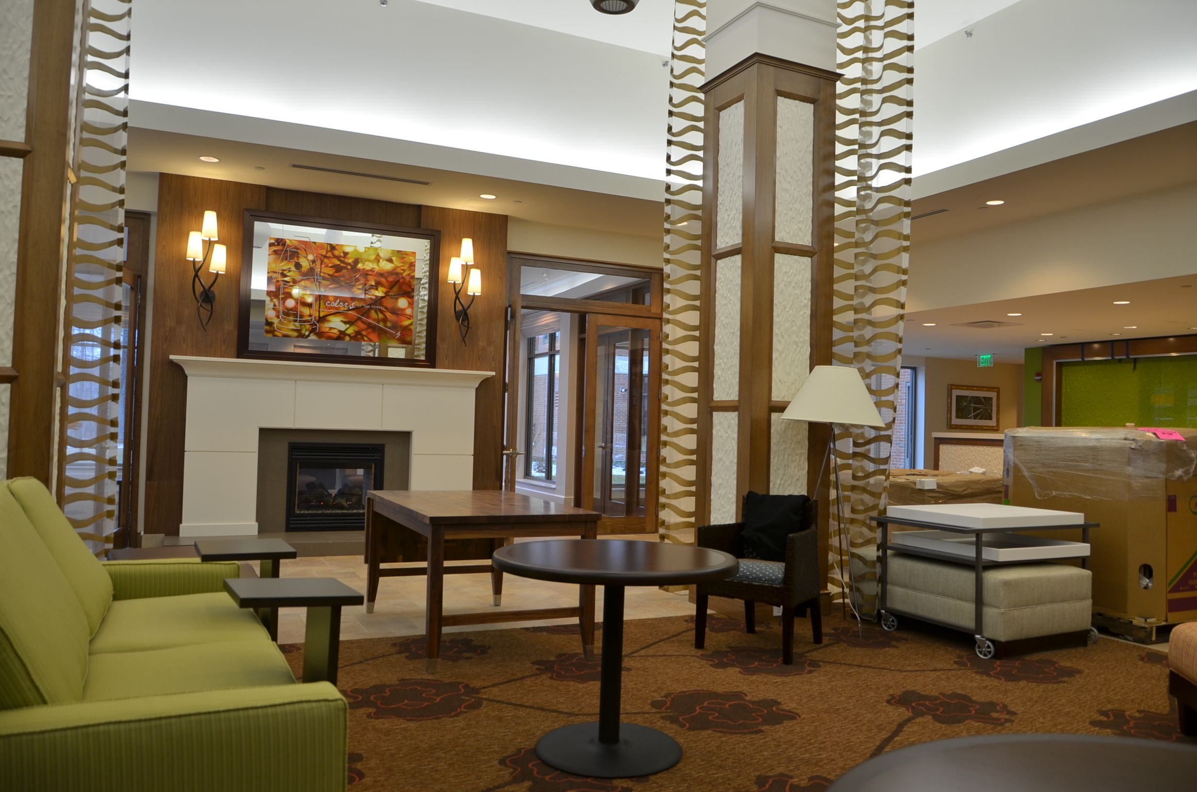 hilton garden inn lobby - Google Search | LS Condos. | Pinterest ...