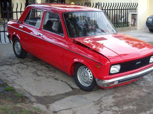 Pin De Matias Cassano En Fiat Con Imagenes Fiat 128 Fiat 128