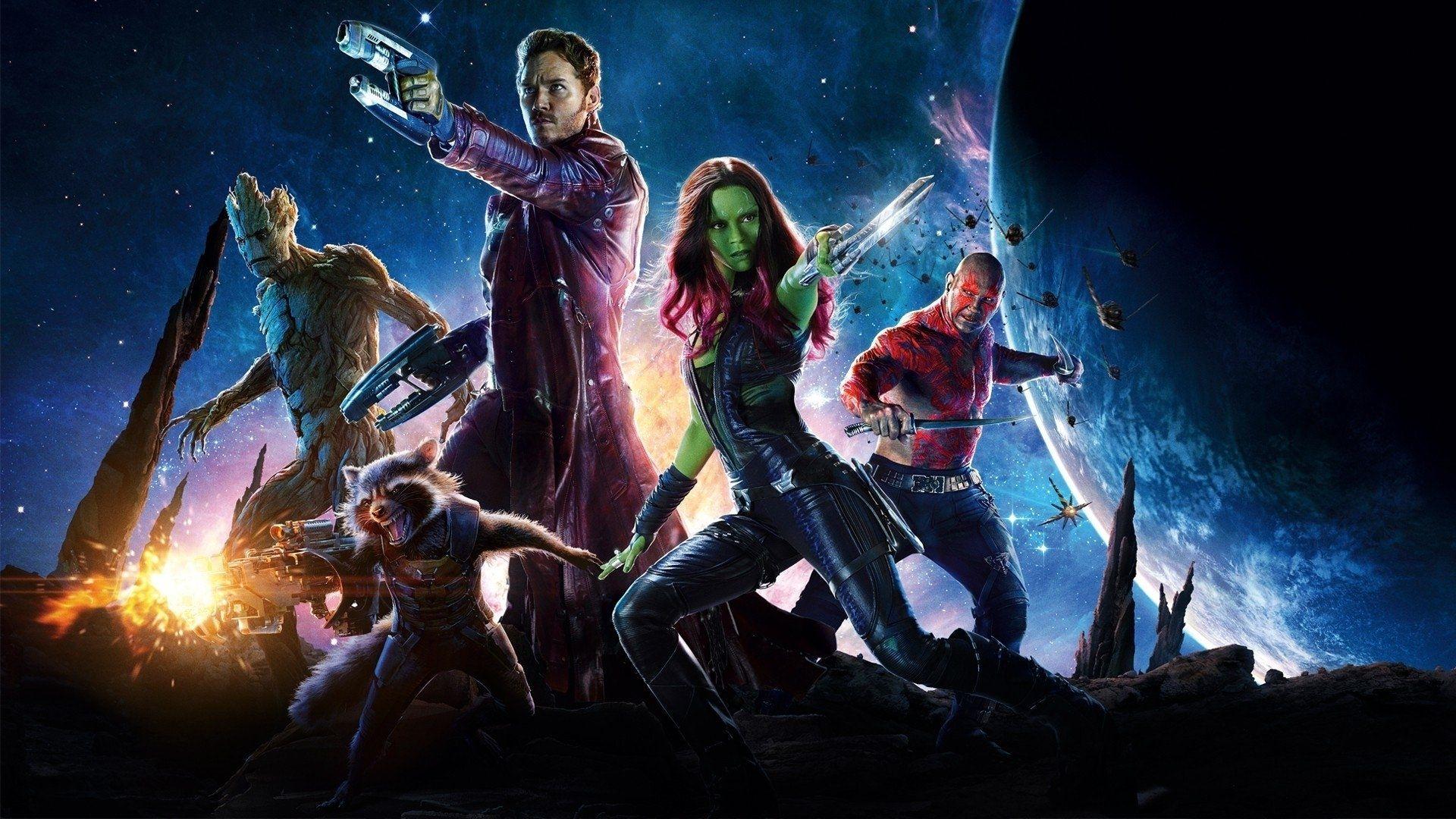 10 Top Guardians Of The Galaxy Backgrounds Full Hd 1920 1080 For Pc Desktop Klassieke Films Films Online Animatie