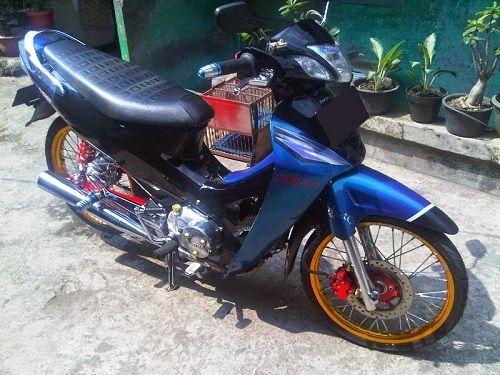 Modifikasi Motor Karisma X 125