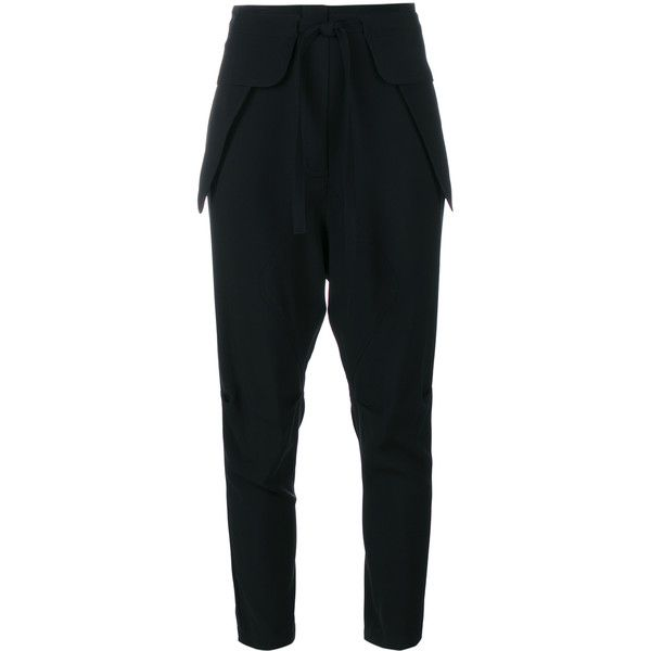 Chloé Quilted Pirate Trousers ($1,400) Liked On Polyvore